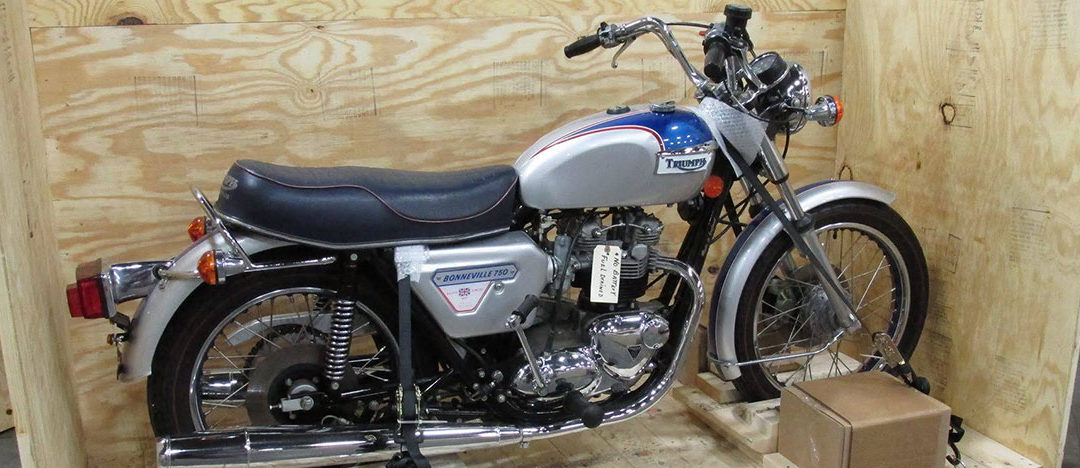 How to Buy a Motorcycle Out of State